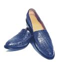 Blue Alligate Shoes