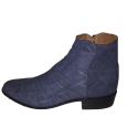 Blue Elephant Ankle Boot
