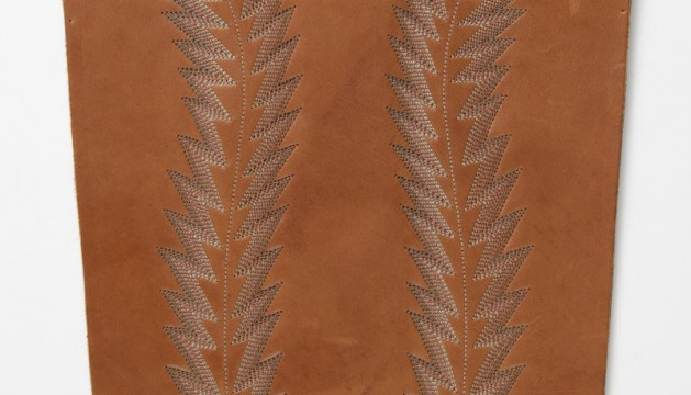 Feather Top Stitch