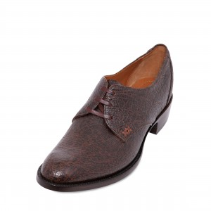 Lace-up Oxford Shoe Warthog