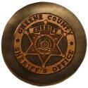 Sheriff Badge tooling