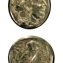 greek coin concho